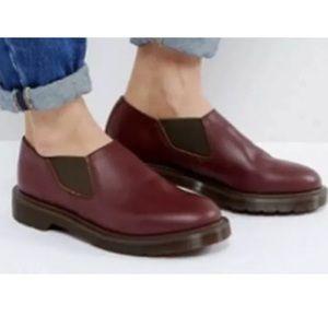 Dr. Martens Louis Slip-On Loafer Oxblood Vintage